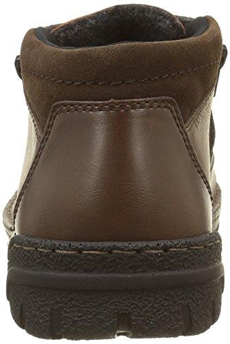Rieker Herren B0314 Desert Boots Braun (Nougat/Moro/nougat / 25)