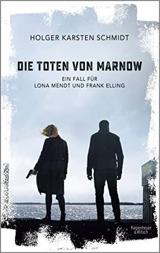 Buchseite und Rezensionen zu 'Die Toten von Marnow' von Holger Karsten Schmidt