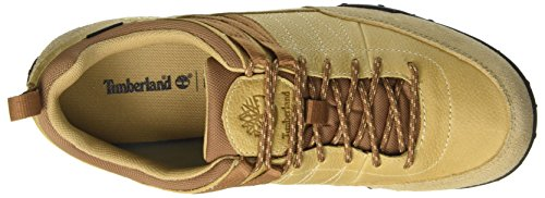 Timberland Greeley Approach Low Leatcroissant Rugged Fg, Oxford Homme Beige (Croissant Rugged Fg)