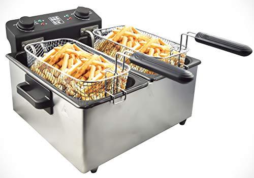Senya SYCK-DF006 Family Fryer - Freidora eléctrica