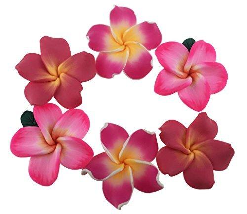Pack-de-50-piezas-hermoso-colorido-hecho-a-mano-Mini-dimetro-14-artificial-Frangipani-Plumeria-hawaiano-flores-para-boda-fiesta-decoracin-de-hogar-oficina-Handwork-regalo-para-el-da-de-la-madre-color-