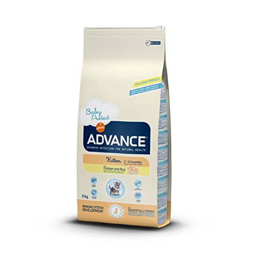 Affinity Advance - Comida seca para gatos sabor pollo advance 15 kg.
