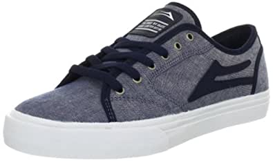 Lakai VISTA MS1130228A00, Herren Sneaker, Blau (BLUE WHITE CANVAS F0800), EU 38.5 (UK 5) (US 6)