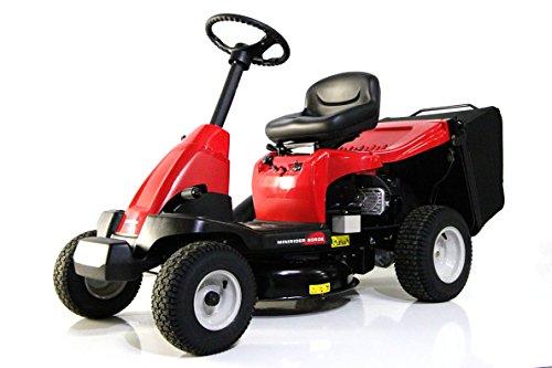 MTD Minirider 60 RDE - Segadora Segadora Wheel Drive, de inicio: Copa eléctrico 3700 W 60 cm