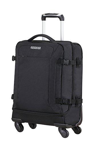 american-tourister-road-quest-sac-de-voyage-4-roues-55-20-bagage-cabine-55-cm-39-l-noire-solide