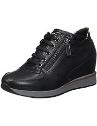 Stonefly Jackie 3 Laminat Lth, Zapatos con Plataforma para Mujer
