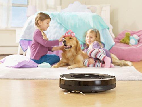 iRobot Roomba 866 Staubsauger-Roboter (65 Watt) schwarz/grau - 8