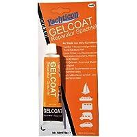 Yachticon Gelcoat Reparatur Spachtel Weiß 70 g