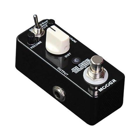 Mooer blade metal-pedal e-gitarreneffekt distortion