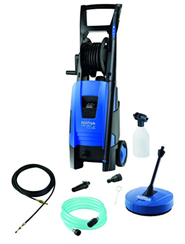 Nilfisk C-PG 130.2-8 PCDI X-tra, Hochdruckreiniger, blau, 128470713
