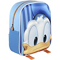 Disney 2100001510 31 cm Donald Duck 3D Effect Junior Backpack