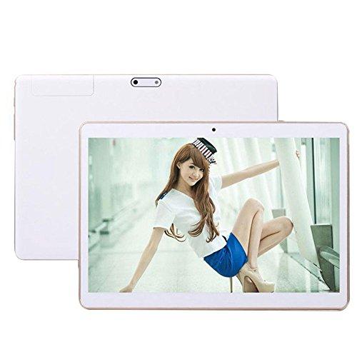 "Fenghong 10 \""Zoll Android Tablet PC, 4 GB RAM 64 GB Speicher Phablet Tablet Quad Core entsperrt 3G Handy-Tablets, Dual-Kamera-SIM-Kartensteckplätze, Wifi, GPS, Bluetooth 4,0,2560 * 1600 HD IPS-Bildsch"