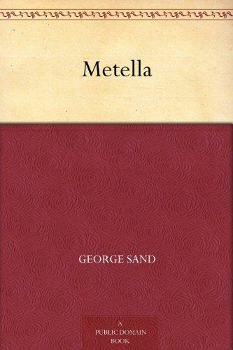 Couverture du livre Metella