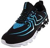 BRONAX Zapatillas Hombres Deporte Running Zapatos para Correr Gimnasio Sneakers Deportivas Transpirables Casual
