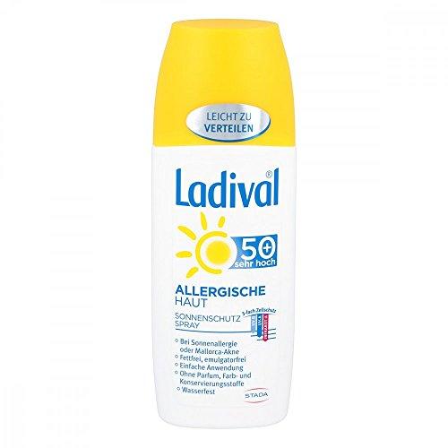 STADA LADIVAL allergische Haut Spray LSF 50+