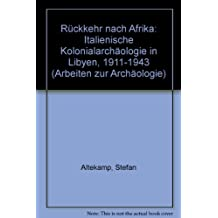 Rückkehr nach Afrika