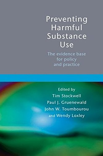 Preventing Harmful Substance Use: The Evidence Base for Policy and Practice