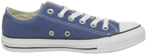 Converse Ctas Season Ox 015760-610-52 Unisex - Erwachsene Sneaker Blau (Bleu Foncé)