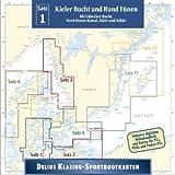 Sportbootkarten 01: Kieler Bucht und Rund Fünen (2010): Mit Lübecker Bucht, Nord-Ostsee-Kanal, Eider und Schlei