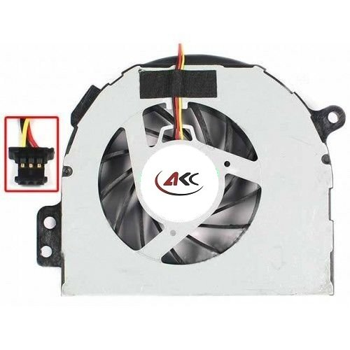 AKC 3 Months Warranty Dell Inspiron 14R N4110 14RD M411R N4120 VOSTRO V3450 Series Laptop Cpu Cooling Fan