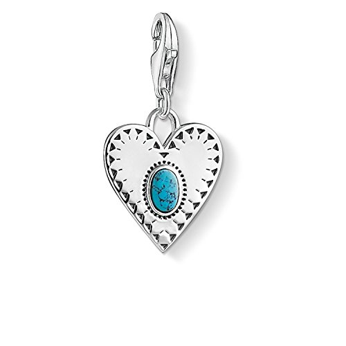 Thomas Sabo Damen -Clasp Charms 925 Sterlingsilber 1684-878-17