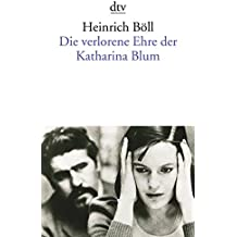 heinrich bolls context and lost honour These are the sources and citations used to research the lost honour of katharina blum - context this bibliography was generated on cite this for me on friday, august 19, 2016.