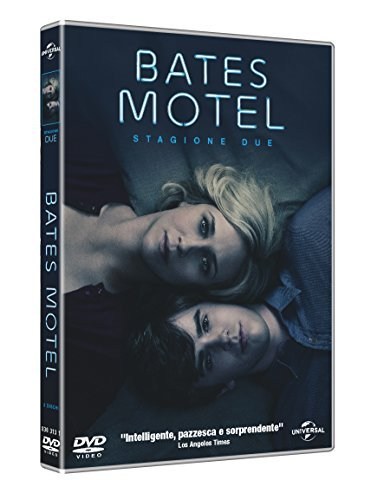 bates motel - season 02 (3 dvd) box set dvd Italian Import by freddie highmore
