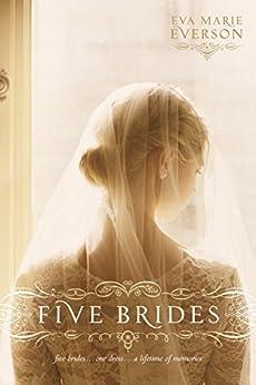 Five Brides (English Edition) di [Everson, Eva Marie]