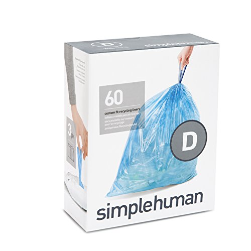 simplehuman-code-d-custom-fit-recycling-liners-3-refill-packs-60-liners-code-d-recycling-20l-52-gall