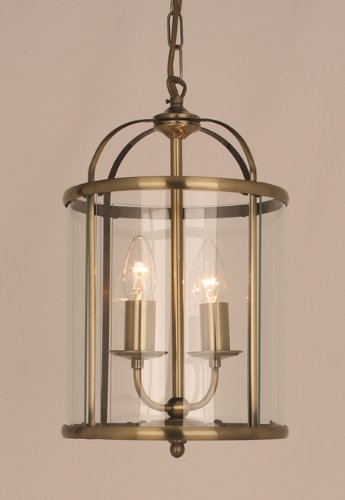 orly-round-2-light-hanging-lantern-antique-brass
