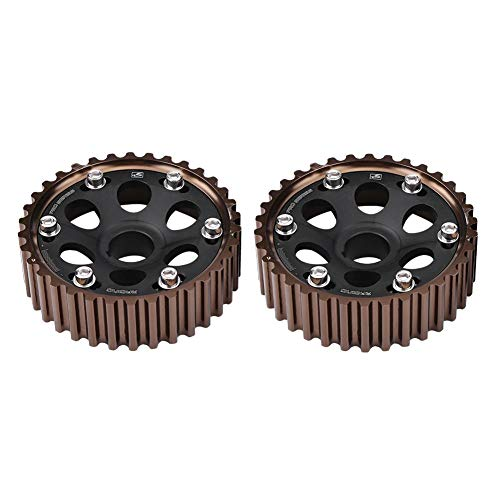 Cam Shaft Gear, Pair of Aluminum Racing Camshaft Gear for sale  Delivered anywhere in UK