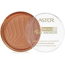 Astor - natural fit bronzer, polvos bronceadores en 5 tonos de sol, (14 g)
