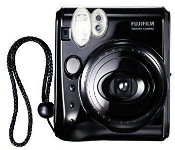 Fuji Fujifilm Instax Mini 50S Camera (Piano Black)