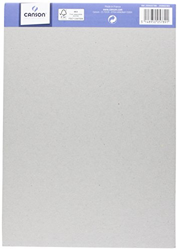 Canson A4 Watercolour pad Including 10 Sheets of White Cold Pressed Watercolour Paper