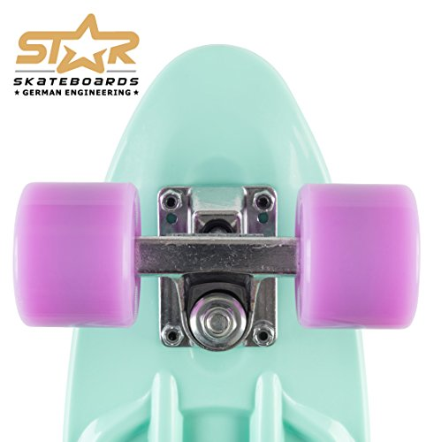 Zoom IMG-2 star skateboards vintage cruiser board