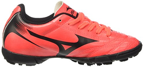 Mizuno Kinder-Unisex Monarcida Neo As Jnr Fußballschuhe Multicolore (FieryCoral/Black)