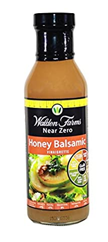 Walden Farms Honey Balsamic Vinaigrette kalorienfrei (Weiß Ingwer Parfüm)