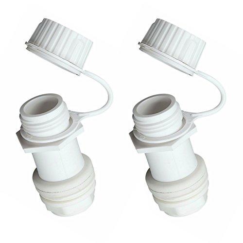 Threaded Plug (Igloo Replacement Threaded Drain Plug)
