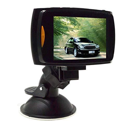 YFINE Auto Dash Cam WiFi 2.3 Zoll IPS HD Dual Lens 1080P 170 Grad Weitwinkel LED Light High Dynamic Range Driving Recorder Nachtsicht - Dual Lens Hd Light