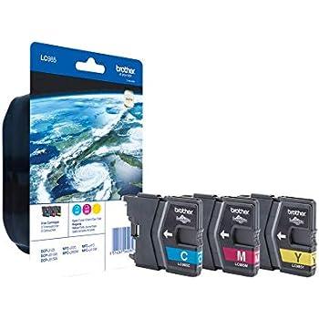 Kompatibel Mit Brother Tinte Box Lc975bk 985 Für Brother Mfc-j265w J410 J220 J415w Dcp-j515w Büroelektronik