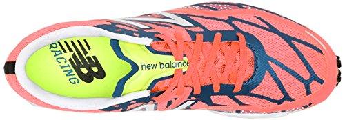 Rosa Senhoras New Balance Tênis Azul Wrc1600 B wz1qZ4F