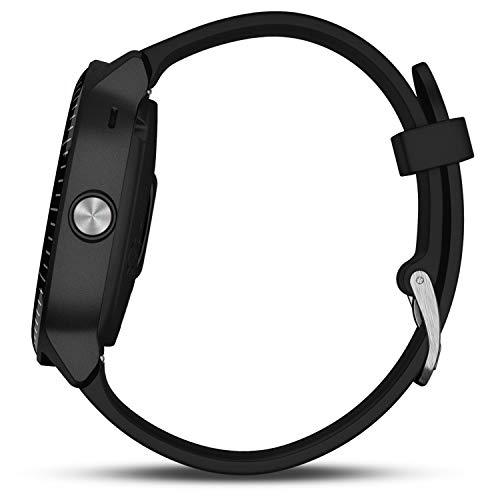 Garmin vívoactive 3 Music GPS-Fitness-Smartwatch – Musikplayer, Garmin Pay, vorinstallierte Sport-Apps - 4