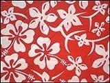 Hookipa Hawaii Sitzbezüge - Doppelbank, Farbe:Rot