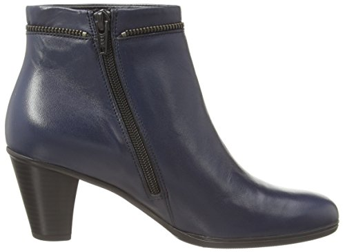 Gabor 95.614 47, Bottines femme Bleu (blue Leather)