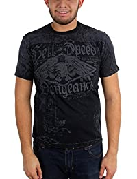 Affliction - Mens Hell Speed Football Jersey