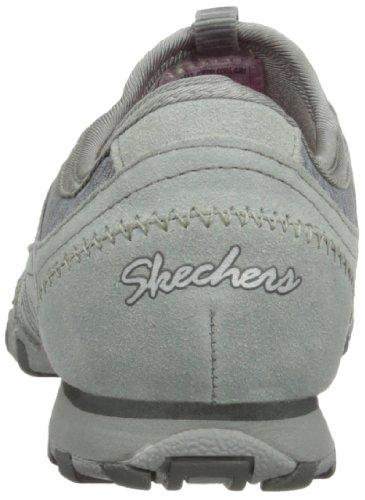 Skechers USA Bikers - Sole Attraction Damen Sneaker Grau (Gry)