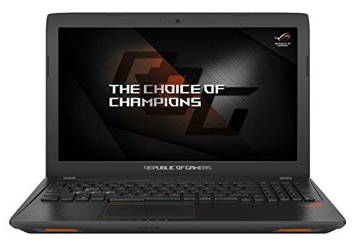 Asus GL553VE-FY168T 15.6-inch Laptop (7th Gen Core i7-7700HQ/8GB/1TB/Windows 10/4GB Graphics),...