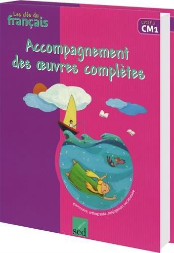 Les clés du français CM1 : Lot de 6 romans