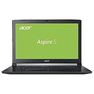 Acer Aspire 5 A515-51G-54FD 39,6 cm (15,6 Zoll Full-HD IPS matt) Multimedia Notebook (Intel Core i5-7200U, 8GB RAM, 128GB SSD, 1.000GB HDD, NVIDIA  GeForce MX150 (2GB VRAM), Win 10) schwarz