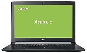 Acer Aspire 5 (A515-51G-54FD) 39,6 cm (15,6 Zoll Full-HD IPS matt) Multimedia Laptop (Intel Core i5-7200U, 8 GB RAM, 128 GB SSD + 1.000 GB HDD, NVIDIA GeForce MX150 (2 GB VRAM), Win 10) schwarz